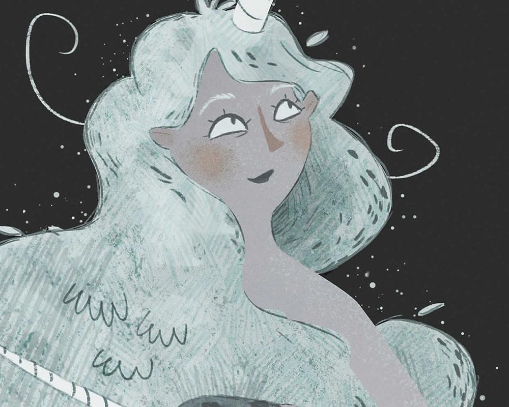 Narwhal Mermaid